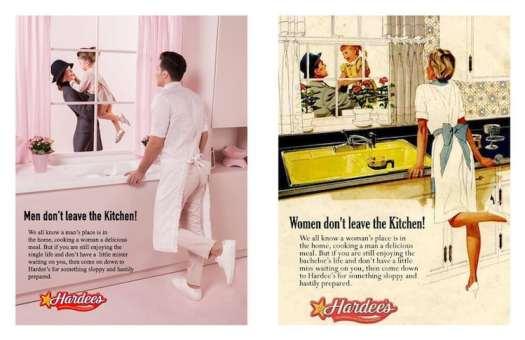 Gender Stereotypes in Advertising Reimagined by by Eli Rezkallah