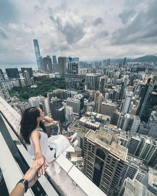 Harimao Lee rooftop photography
