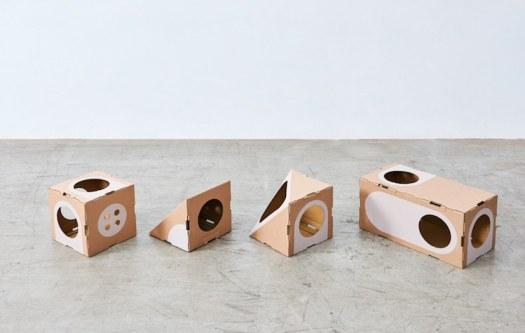 Modern Cat Cardboard Furniture