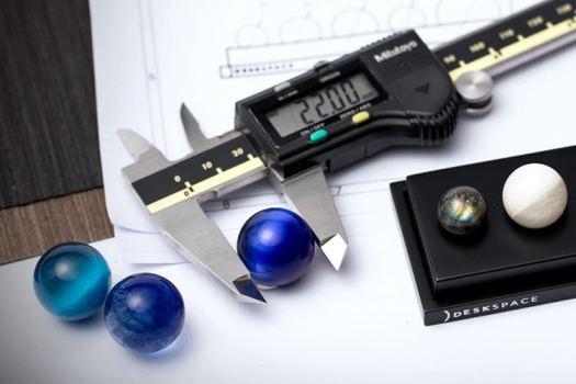 Solar System Desk Accessory DeskSpace by DeskX