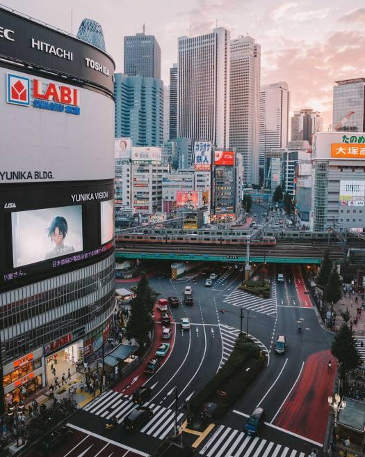 Hiro Goto - Tokyo Photography
