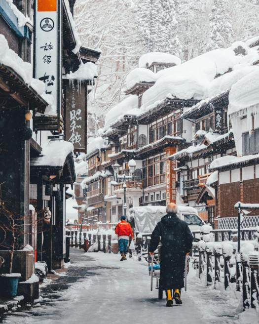 Photos of Japan by Hiro Goto