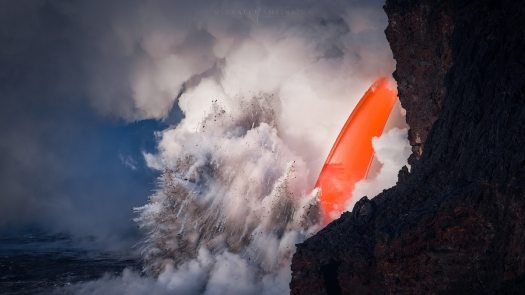 Hawaii Volcano Photography