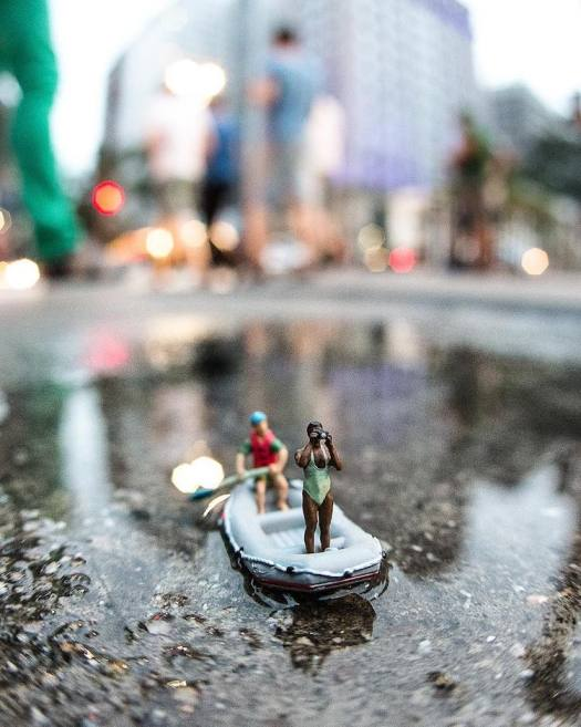 Renan Viana Miniature Photography Antique Figurines
