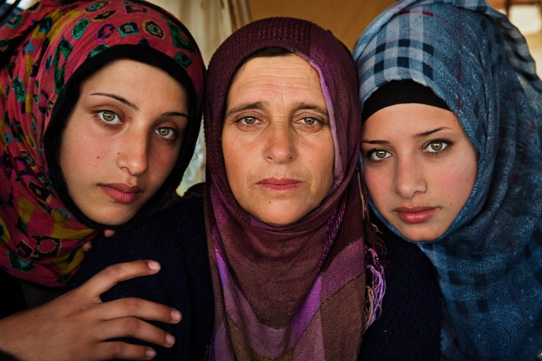 Mothers around the world by Mihaela Noroc