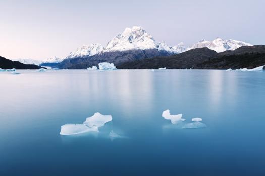 Mountains in Patagonia by Lukas Furlan