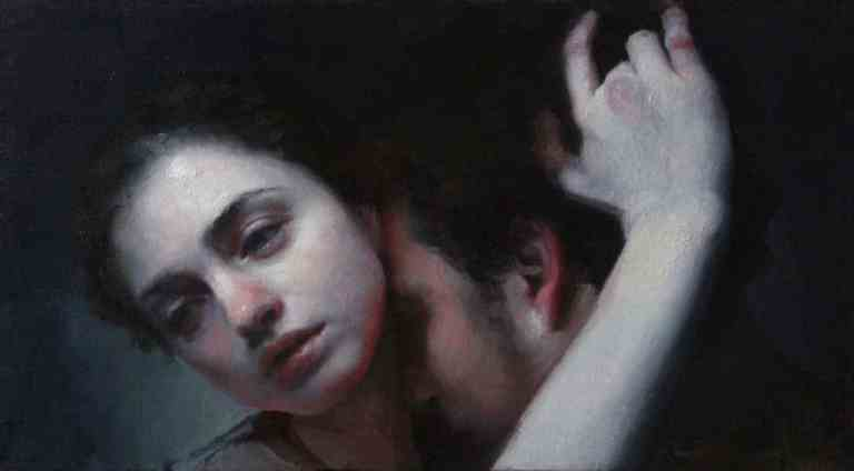 Maria Kreyn Oil Painting