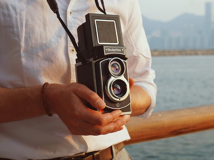 Iconic TLR Rolleiflex Camera Is Coming Back as an Instant