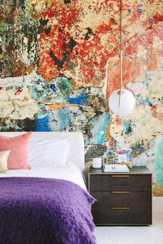 Black Lacquer Design Colorful Manhattan Beach Home Tour