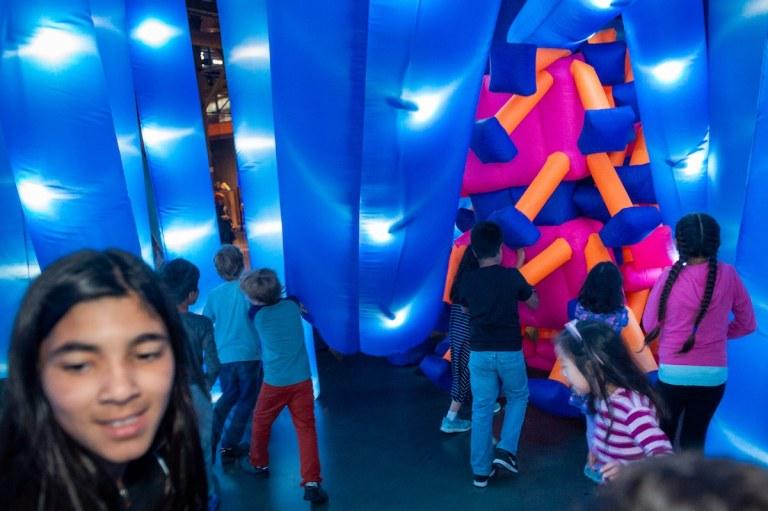 Jimmy Kuehnle Inflatable Art