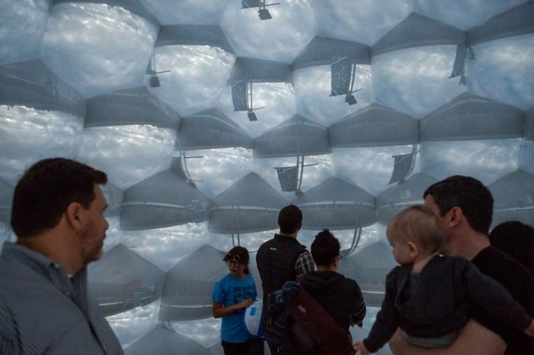 Pneuhaus Inflatable Art