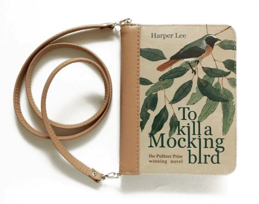 Book Bags Book Clutch Purse That Looks Like a Book