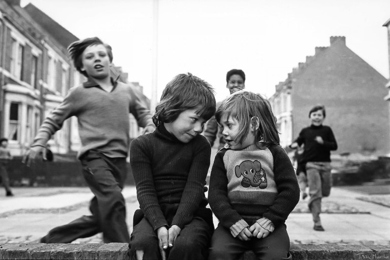 Documentary Photography 1980s England by Tish Murtha