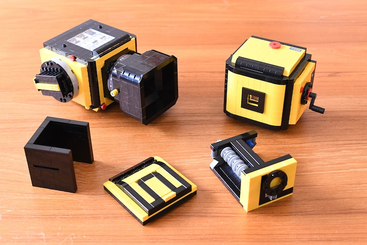 LEGO Camera Hasselblad by Helen Sham