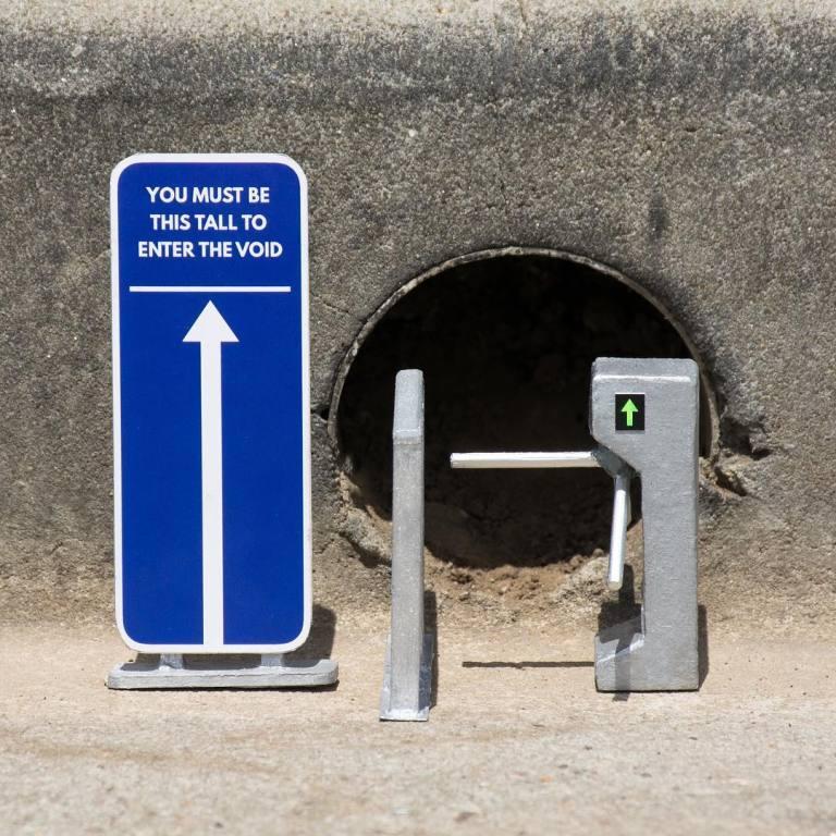 Humorous Street Art by Michael Pederson