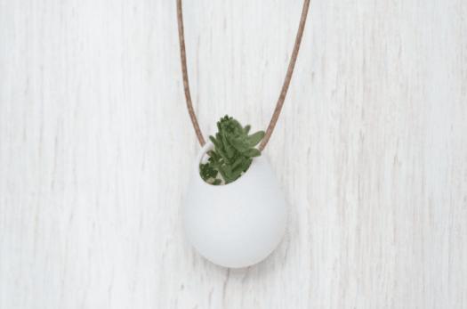 Wearable Planter 3D Printer Planter Necklace Planter Bike Planter