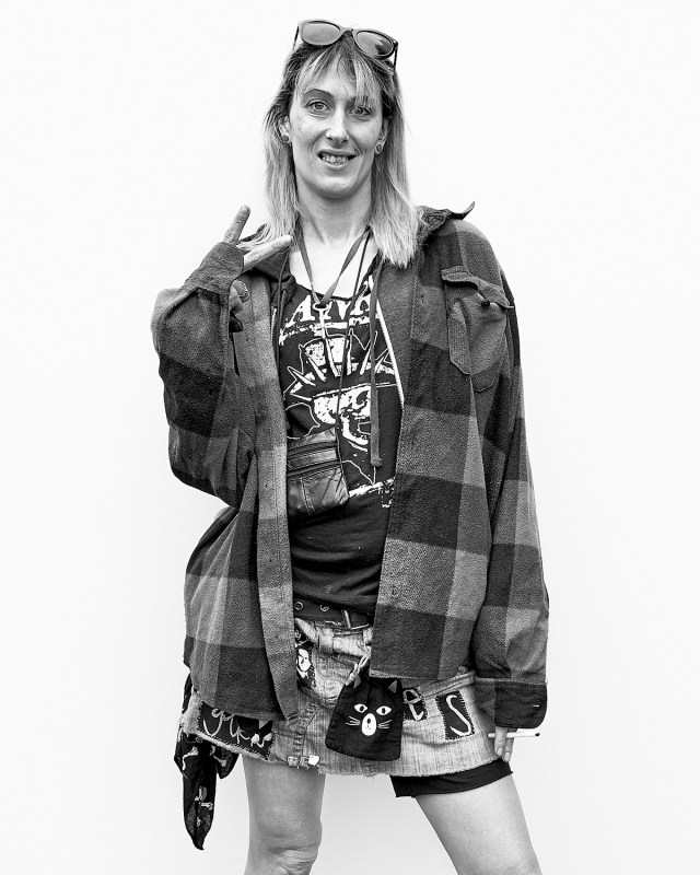 Punk Island Portraits - David Burlacu