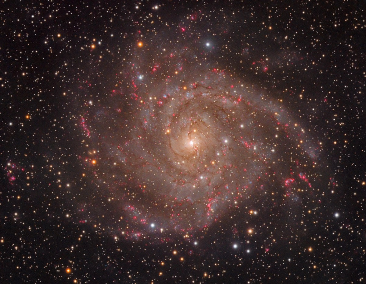 Shortlisted Images For Insight Investment Astronomy