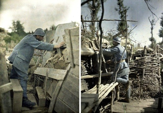 War Photography in Color