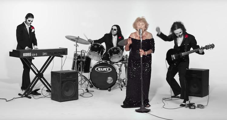 Death Metal Grandma Documentary