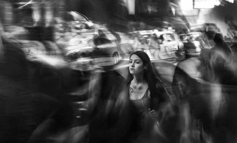 Creative Street Photography by Eduardo Asenjo Matus