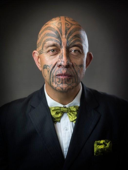 Māori Tā moko tattoos