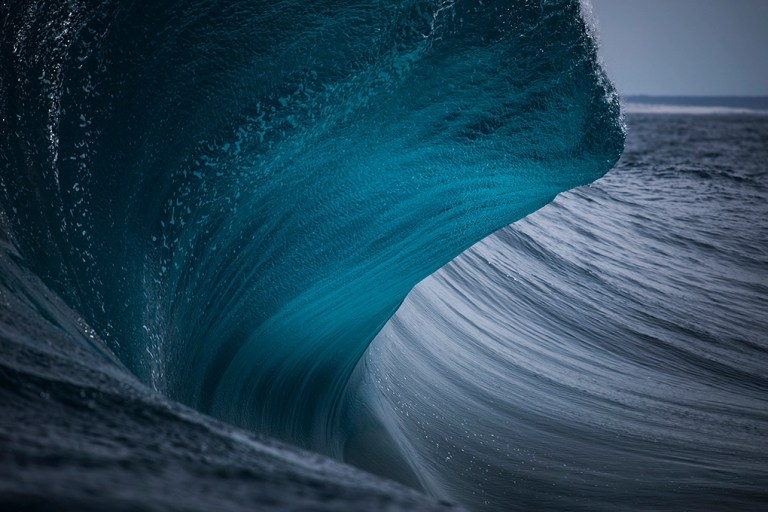 Abstract Photo of Water by Ray Collins