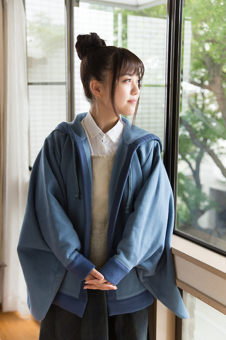 Japanese Fashion Brand Modernize The Traditional Hanten