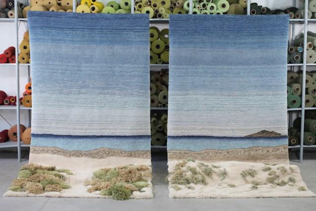 Wool Rugs by Alexandra Kehayoglou