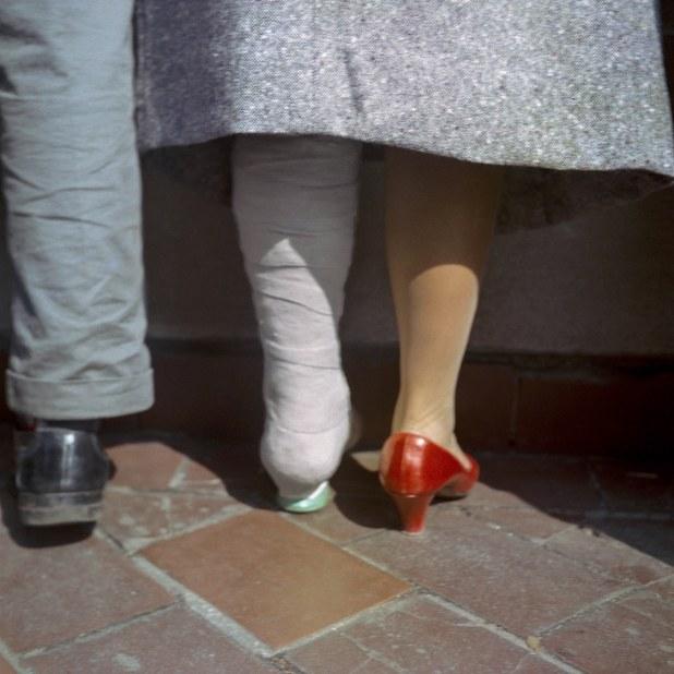 Vivian Maier Color Photography