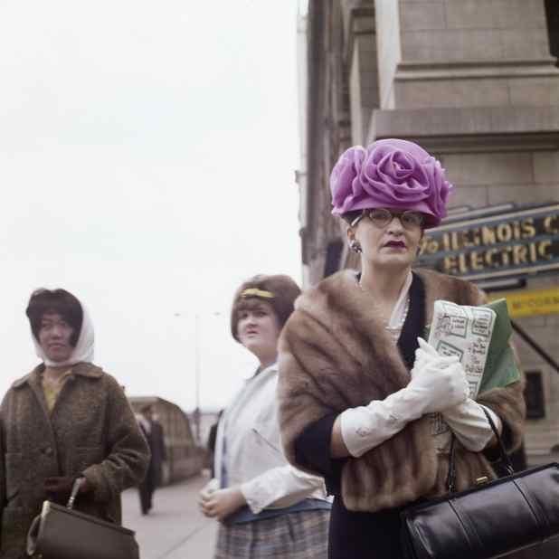 Vivian Maier Foto a Color
