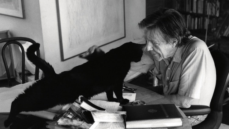 Famous Artists and Their Cats by Alison Nastasi