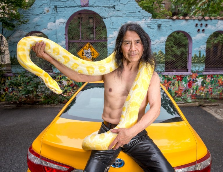 New York City Taxi Drivers Calendar