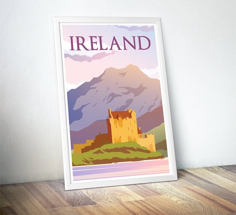 St. Patrick's Day Gifts Ireland Poster