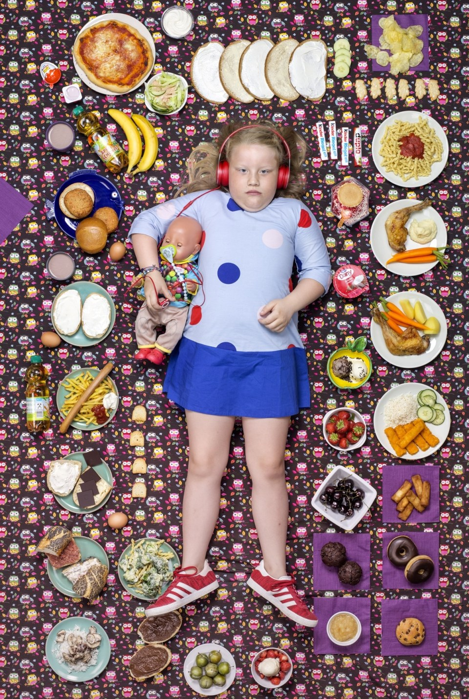 Eating Habits of Kids Around the World