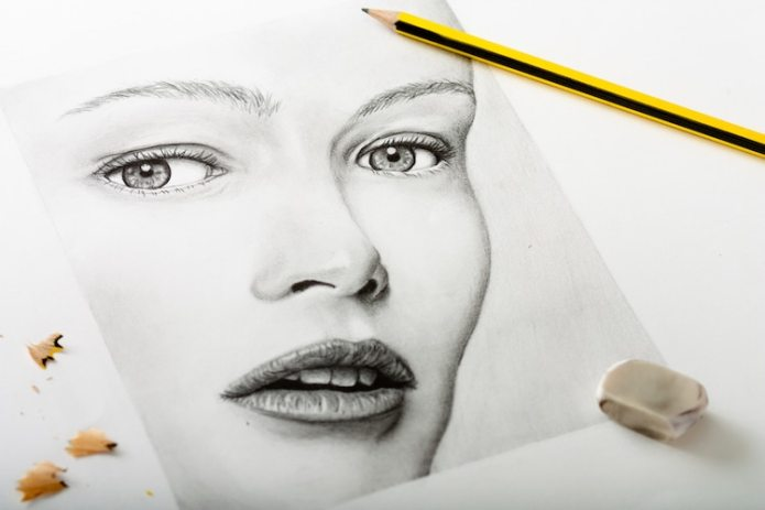 Learn How To Draw A Face In This Step By Step Tutorial