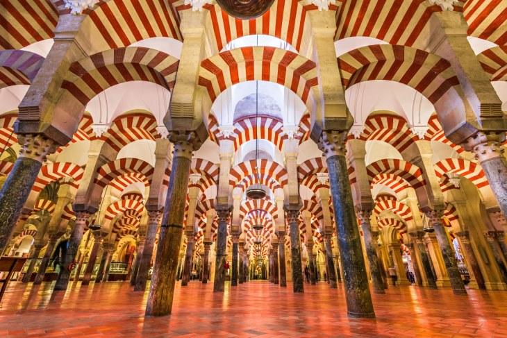 La mezquita de Córdoba, un recinto religioso único en el mundo