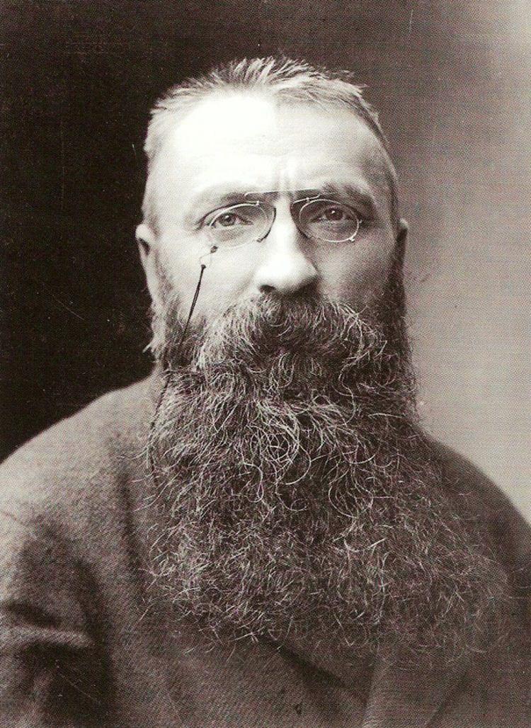 Auguste Rodin Sculptor