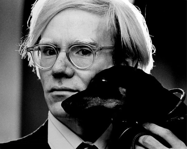 Andy Warhol Photograph