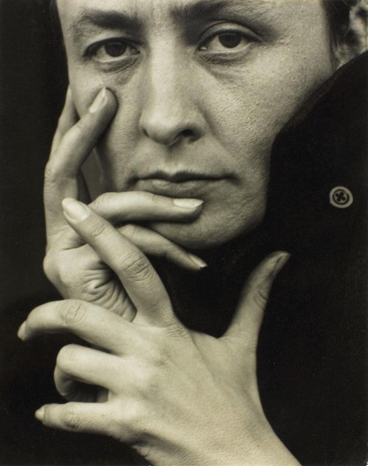 Georgia O'Keeffe Photograph