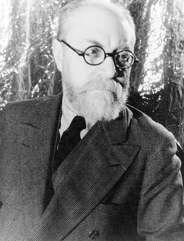 Henri Matisse Photograph