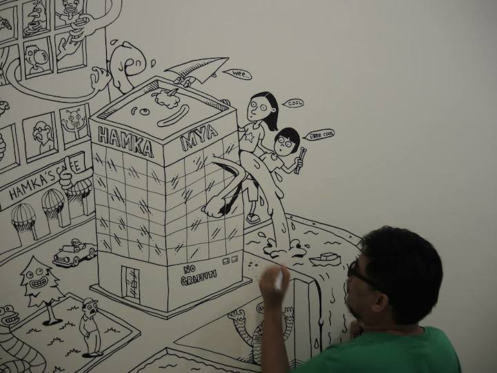 Dad Doodles A Delightfully Imaginative World On Sons
