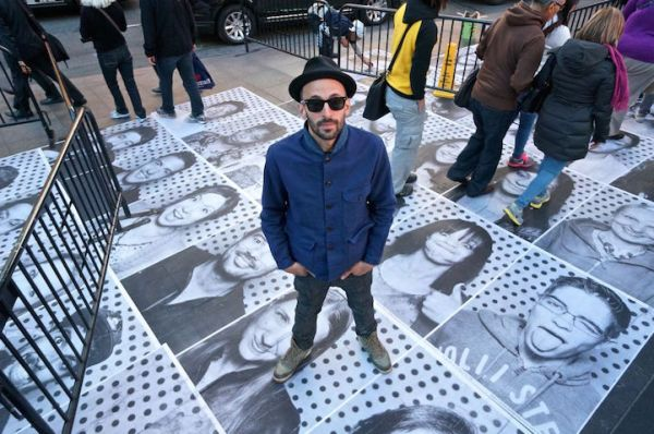 Interview: Street Artist and TED Prize Winner JR