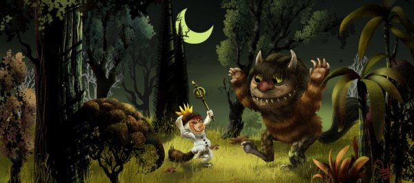 Artists Pay Tribute to Where the Wild Things Are (12 Total)