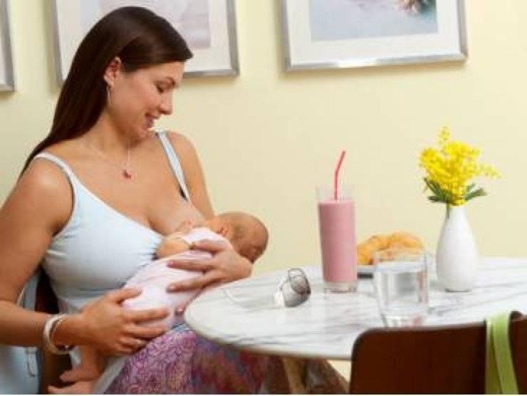 диета для похудения если кормишь грудью