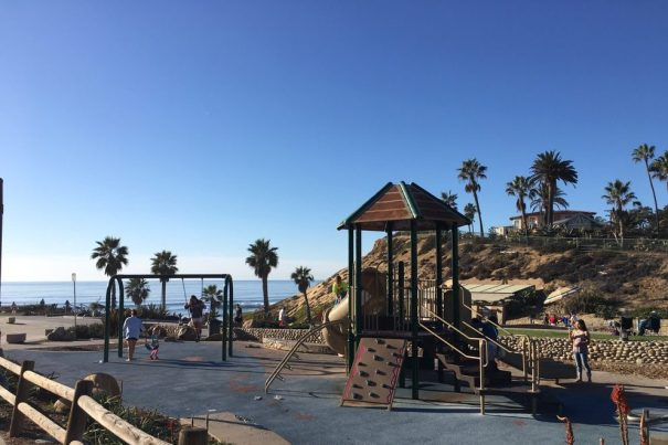 Fletcher Cove Park in San Diego