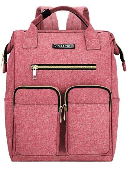 Jins & Vinco travel backpack