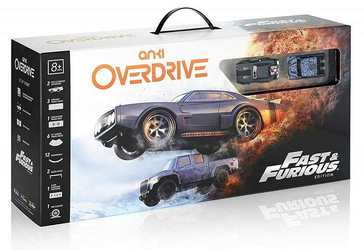 Anki Overdrive, Best Innovative Toys