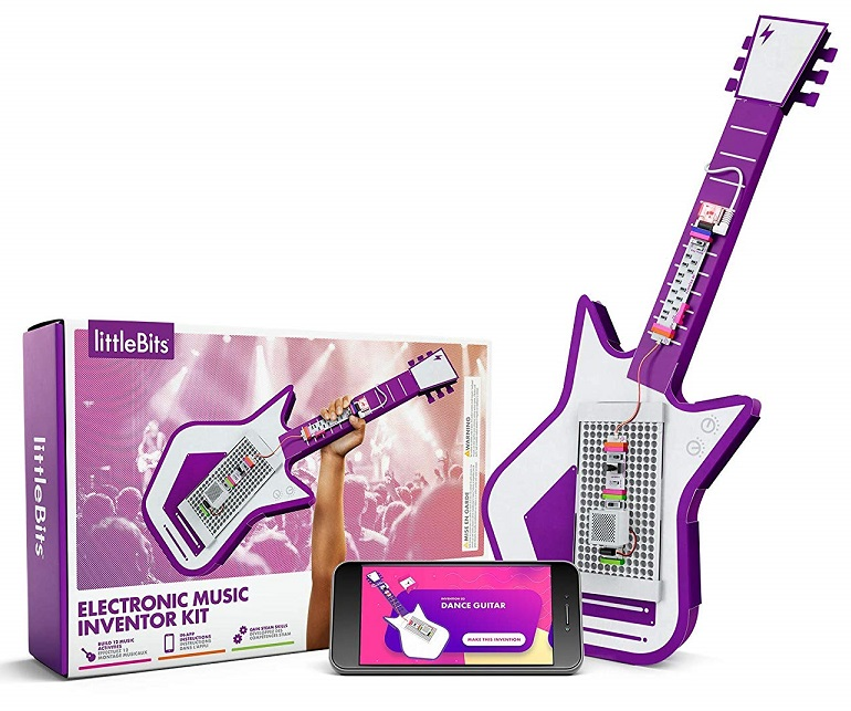 LittleBits, Best Innovative Toys For Kids