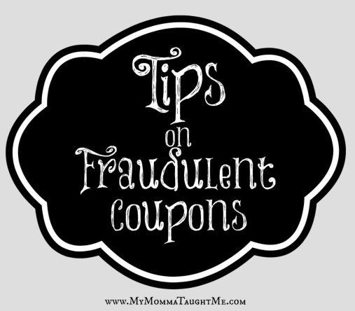 TipsFraudulentCoupons1